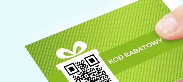 wysyłka kodu rabatowego kqs