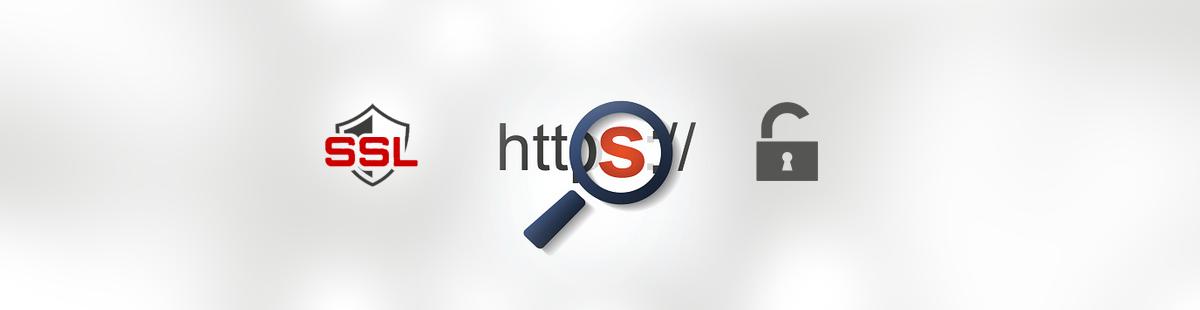 Adresy SSL w sklepie, konfiguracja