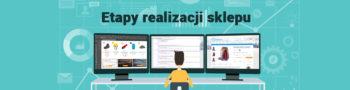 Etapy realizacji sklepu internetowego