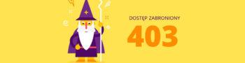 Błąd sklepu na serwerach nazwa.pl